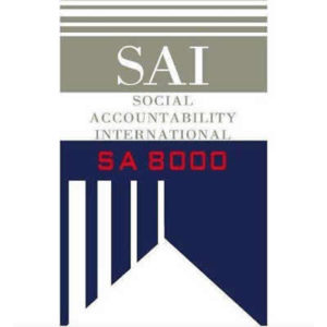 Sa8000 certificate